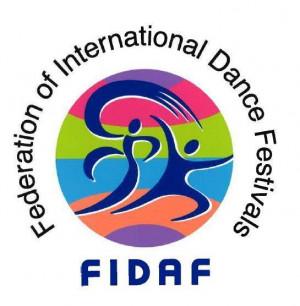 logo for Federation of International Dance Festivals