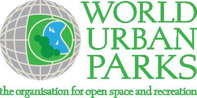 logo for World Urban Parks