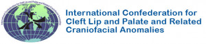 logo for International Confederation of Cleft Lip and Palate and Related Craniofacial Anomalies