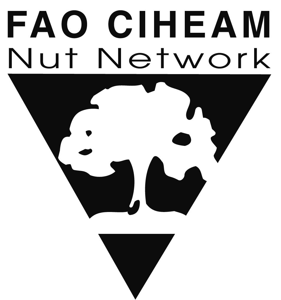 logo for FAO/CIHEAM Inter-Regional Cooperative Research Network on Nuts