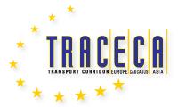 logo for Transport Corridor from Europe-Caucasus-Asia