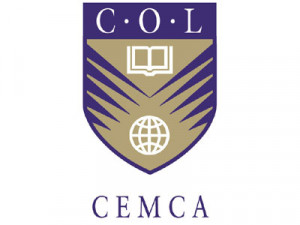logo for Commonwealth Educational Media Centre for Asia
