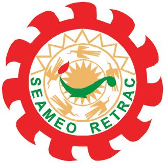 logo for SEAMEO Regional Training Centre, Ho Chi Minh City