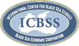 logo for International Centre for Black Sea Studies