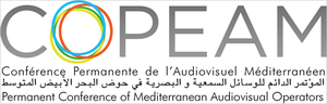 logo for Permanent Conference of Mediterranean Audiovisual Operators