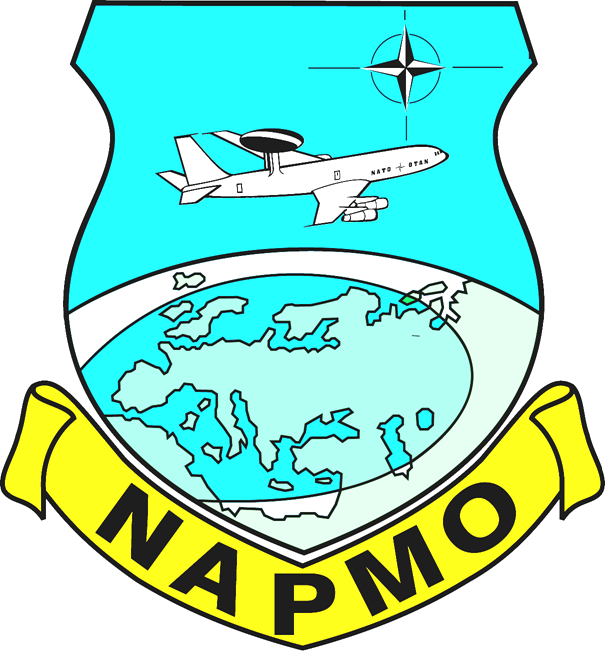 logo for NATO Airborne Early Warning and Control Programme Management Organization
