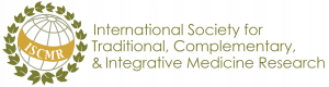 logo for International Society for Complementary Medicine Research