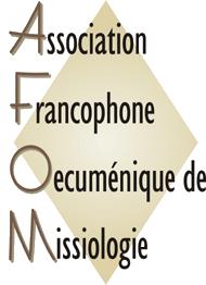 logo for Association francophone oecuménique de missiologie
