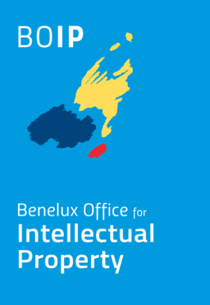 logo for Benelux Organization for Intellectual Property
