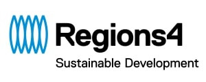 logo for Regions4 Sustainable Development