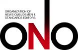 logo for Organization of News Ombudsmen