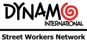 logo for Dynamo International - Street Workers Network