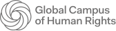 logo for Global Campus of Human Rights