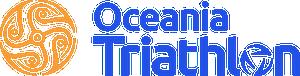 logo for Oceania Triathlon Federation