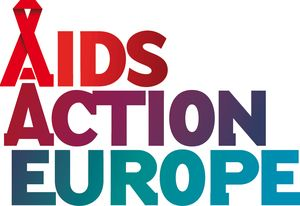 logo for AIDS Action Europe