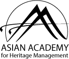 logo for Asian Academy for Heritage Management