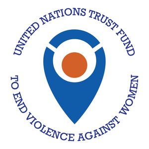 logo for UN Trust Fund to End Violence against Women