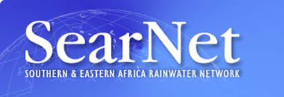 logo for Southern and Eastern Africa Rainwater Network