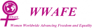 logo for Women Worldwide Advancing Freedom and Equality