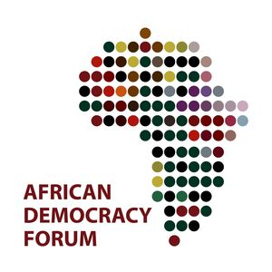 logo for African Democracy Forum