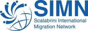 logo for Scalabrini International Migration Network