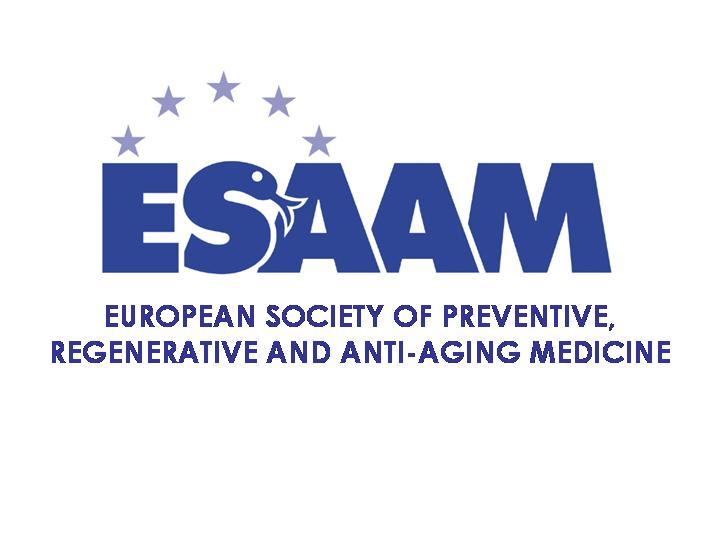 logo for European Society of Preventive, Regenerative and Anti-Aging Medicine