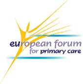 logo for European Forum for Primary Care