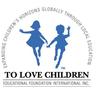 logo for To Love Children Educational Foundation International