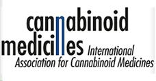 logo for International Association for Cannabinoid Medicines