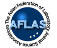 logo for Asian Federation of Laboratory Animal Science Associations