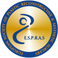 logo for European Society of Plastic, Reconstructive and Aesthetic Surgery