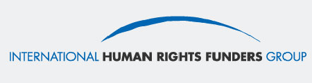 logo for Human Rights Funders Network