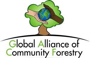 logo for Global Alliance of Community Forestry