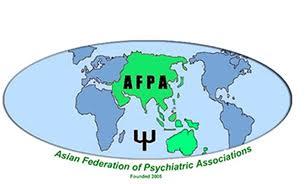 logo for Asian Federation of Psychiatric Associations