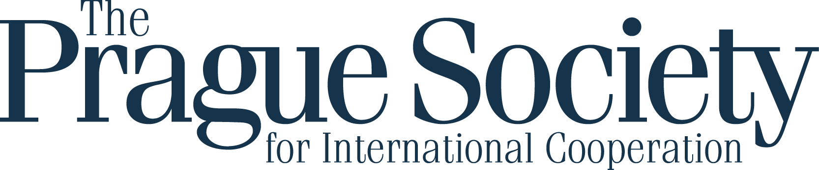 logo for Prague Society for International Cooperation