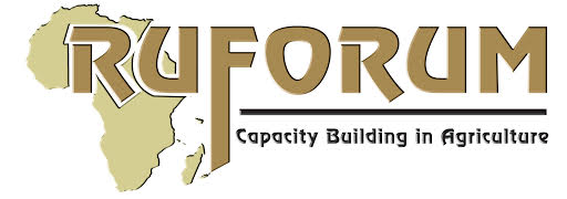 logo for Regional Universities Forum for Capacity Building in Agriculture