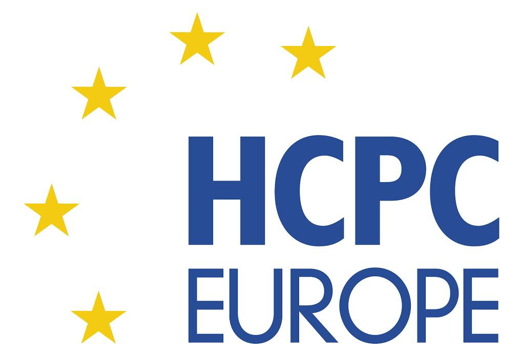 logo for Healthcare Compliance Packaging Council Europe
