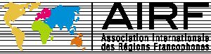 logo for Association internationale des régions francophones