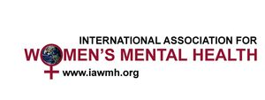 logo for International Association for Women's Mental Health