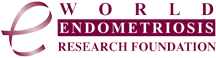 logo for World Endometriosis Research Foundation