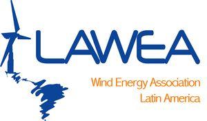 logo for Asociación Latinoamericana de Energia Eólica