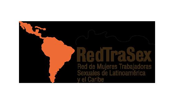 logo for Red de Trabajadoras Sexuales de América Latina y el Caribe