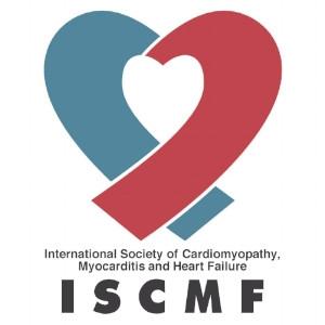 logo for International Society of Cardiomyopathy, Myocarditis and Heart Failure
