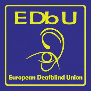 logo for European Deafblind Union