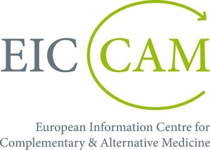 logo for European Information Centre for Complementary and Alternative Medicine