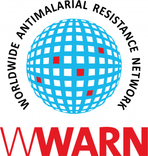 logo for WorldWide Antimalarial Resistance Network