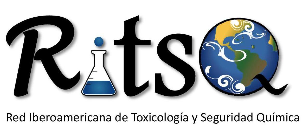 logo for Red Iberoamericana de Toxicologia y Seguridad Quimica