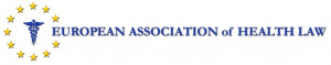 logo for European Association of Health Law
