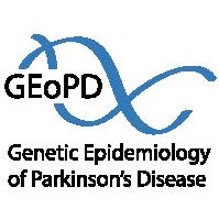 logo for Genetic Epidemiology of Parkinson's Disease