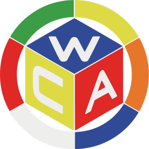 logo for World Cube Association